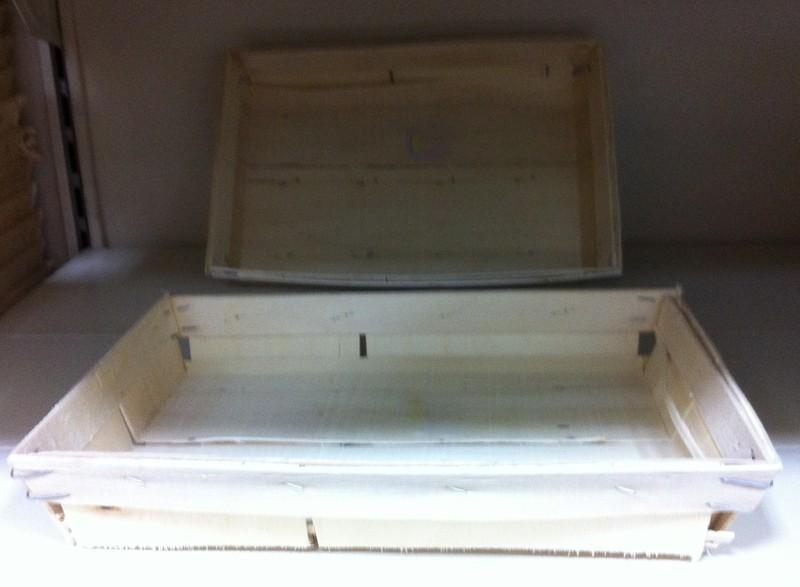 barquette coffret cadeaux 29 5x19 5x5cm mag embal fete. Black Bedroom Furniture Sets. Home Design Ideas